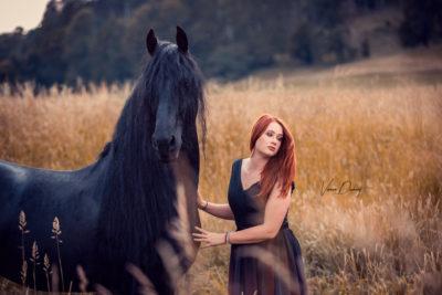 Pferd, Mensch, Portrait, Verena Dechant, Fotografin, Niederbayern, Bayern