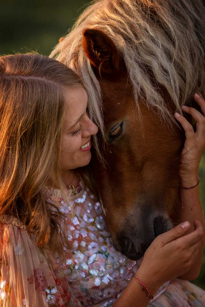 Anna & ihr Pony