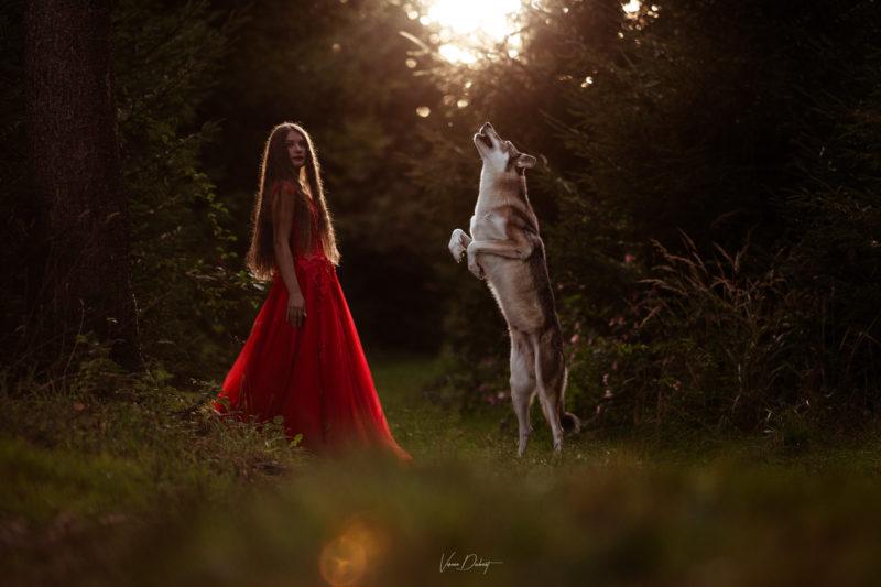 Jana und Dragon