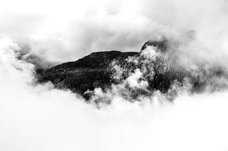 Wolken, Lockdown, Nebel