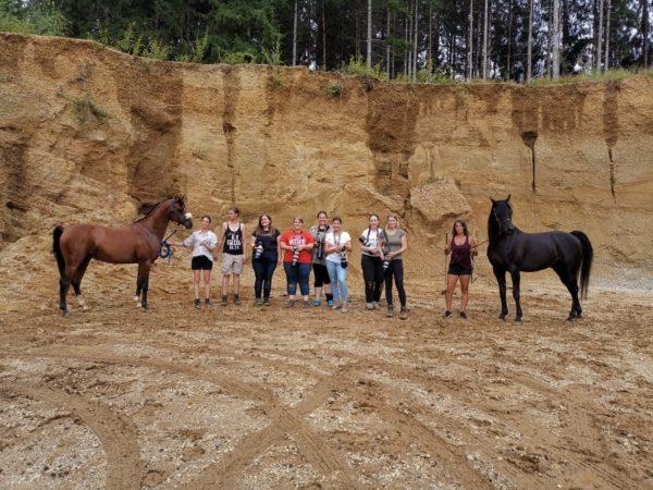 Fotografentreffen Sandgrube