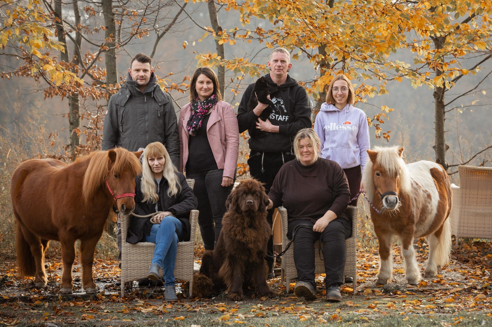 Tierschutzverein Ergolding - Das Team